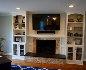 Fireplace Installation Contractor - Chicago Suburbs
