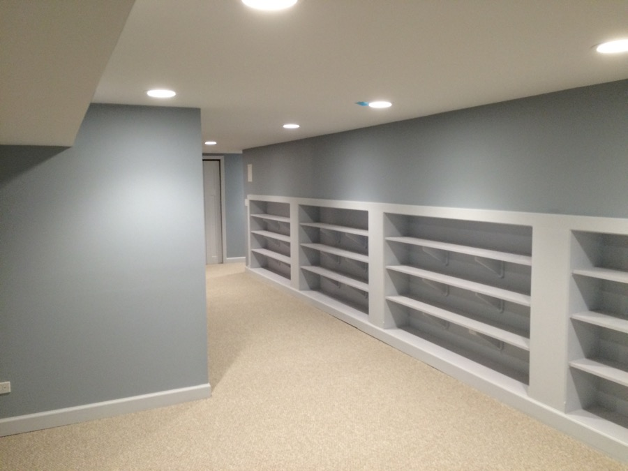 Chicago Basement Remodeling photos & ideas  finished basements projects | chicago suburbs