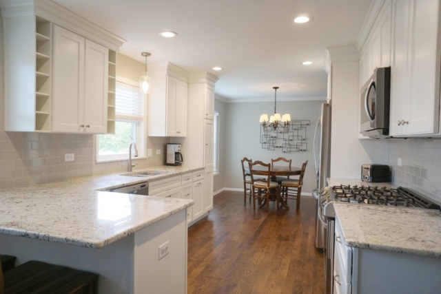 Kitchen Remodeling Chicago Suburbs