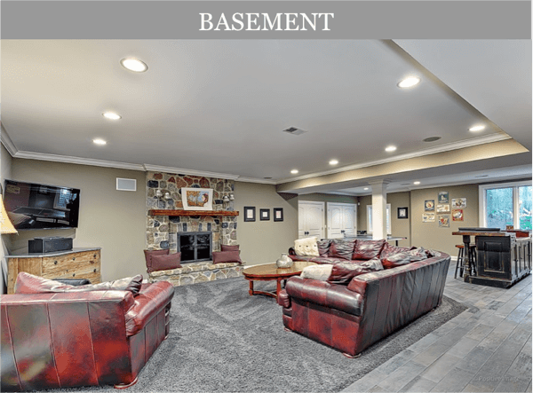 Finished Basements Chicago Suburbs