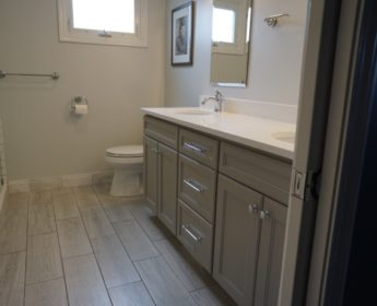 Project Bathroom Remodel - Chicago Suburbs