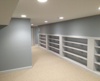 Finished Basement Contractors - Chicago Suburbs