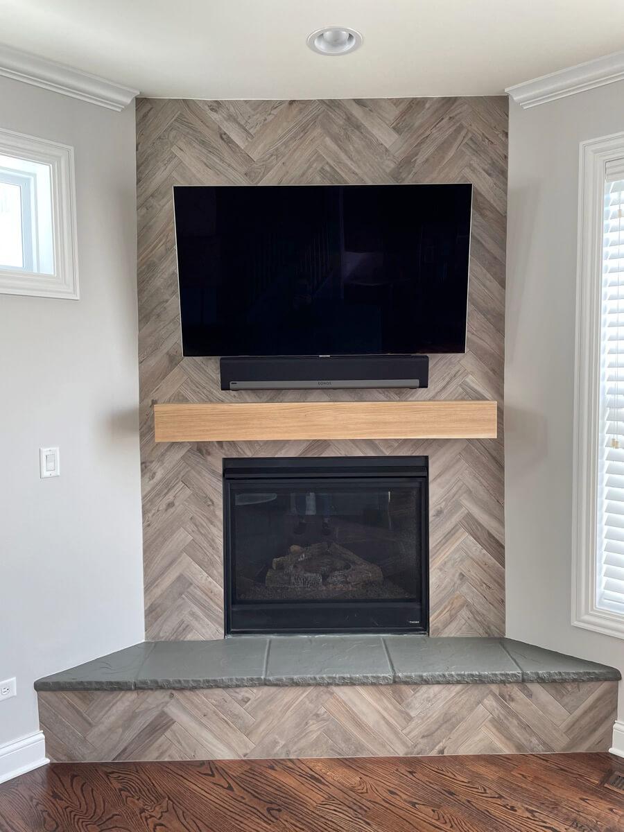 Fireplace Installation Barrington Il 051a