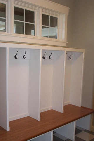Mud Room Home Improvement Contractors - Chicago Suburbs