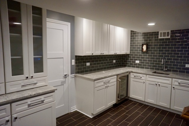 Photos Ideas Finished Basements Projects Chicago Suburbs