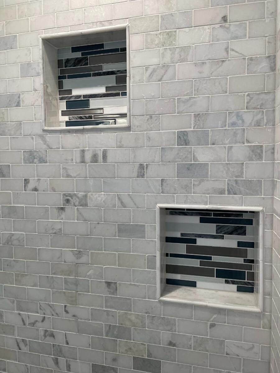 Bathroom Remodel 1f Tile Shower