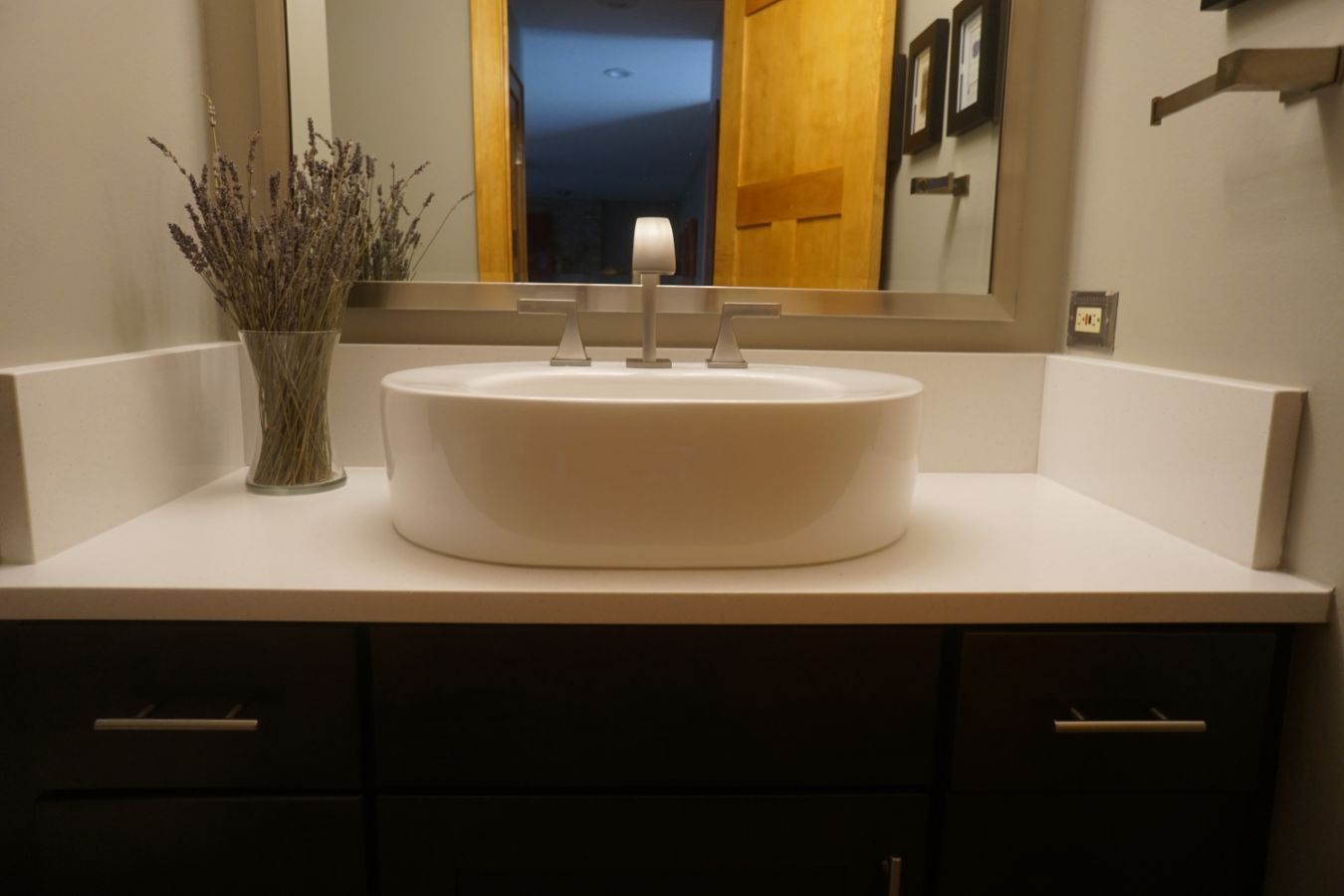 Bathroom Remodel Powder Room Rolling Meadows IL