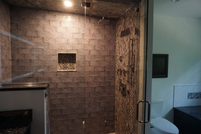 Bathroom Remodel Steam Shower Fox River Grove IL