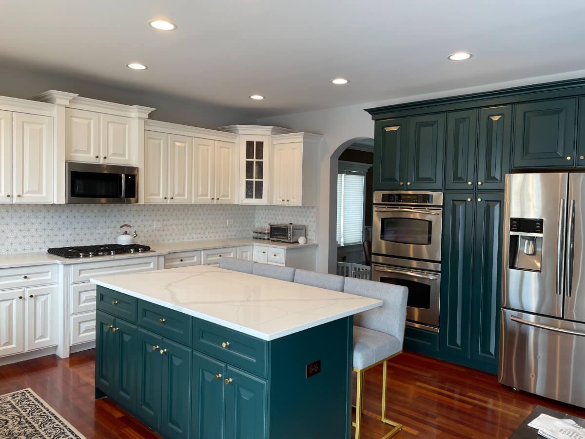 Kitchen Remodeling Palatine Il 051 C