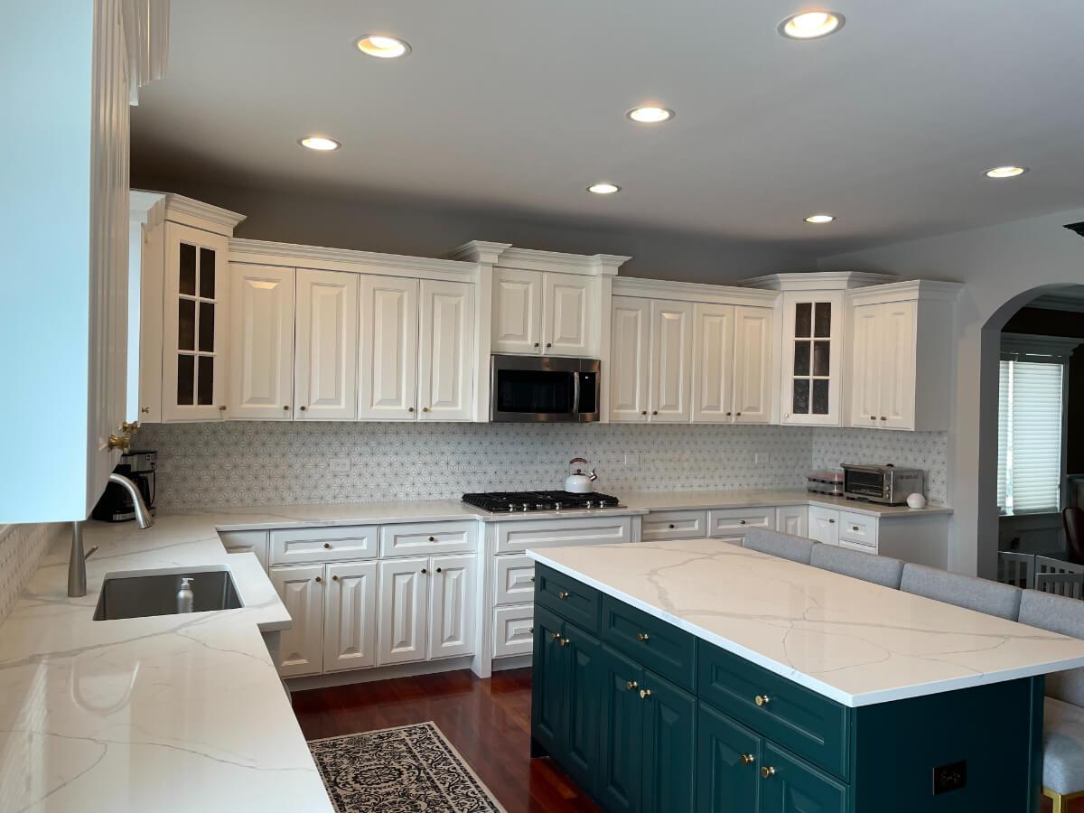 Kitchen Remodeling Palatine Il 051 J