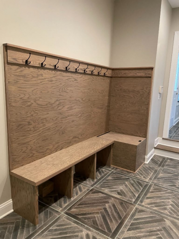 Mud Room Remodeling Service 1a