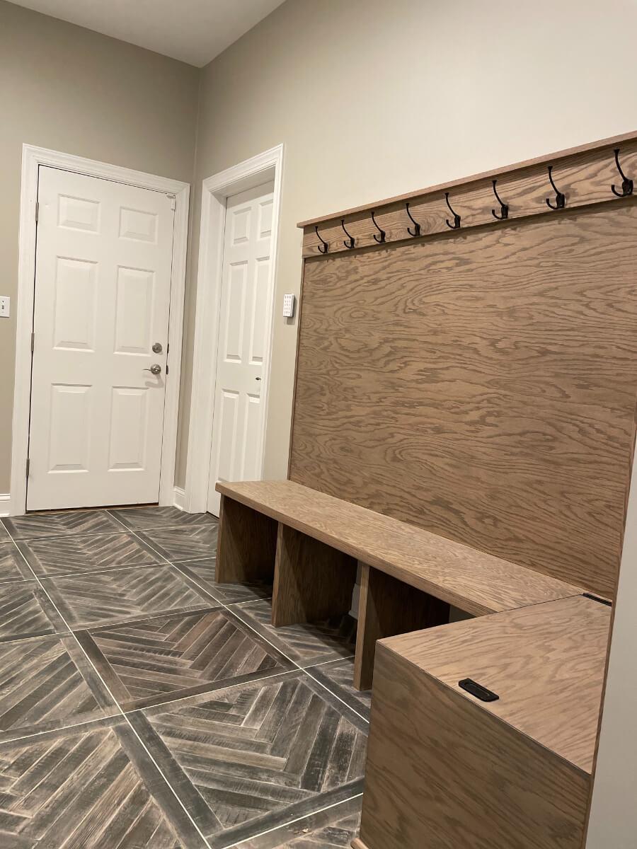 Mud Room Remodeling Service 1c