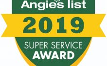 Angies List Super Service Award 2019 Handy Men