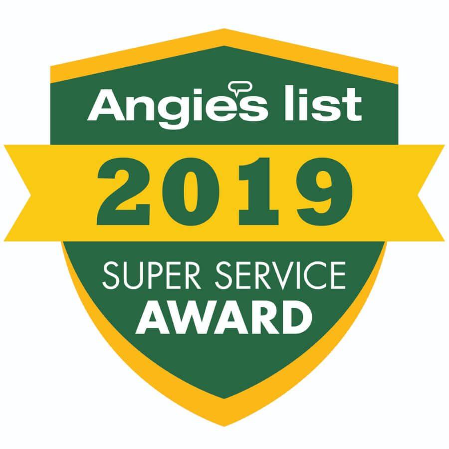 Angies List Super Service Award 2019 Handy Men