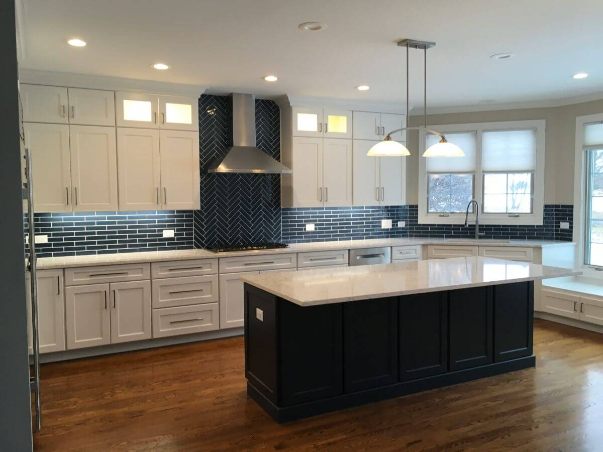 Kitchen Remodel Glenview Il 101l