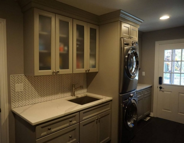Mudroom Remodel South Barrington Il 101a