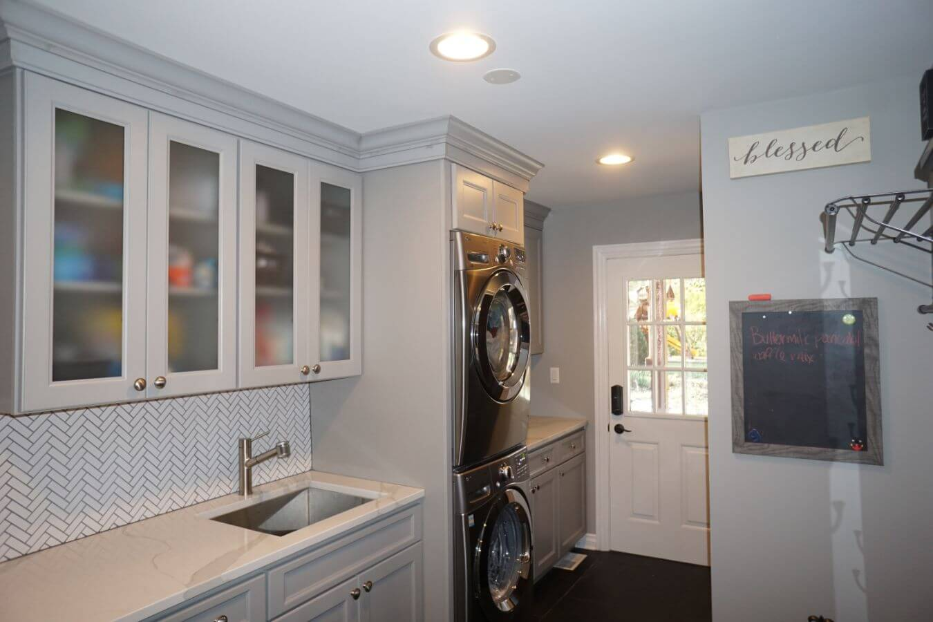 Mudroom Remodel South Barrington Il 101b