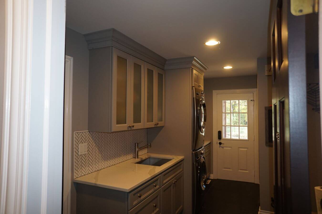 Mudroom Remodel South Barrington Il 101d