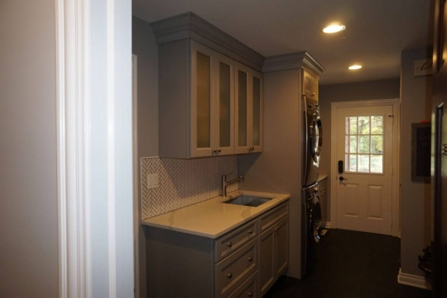 Mudroom Remodel South Barrington Il 101e