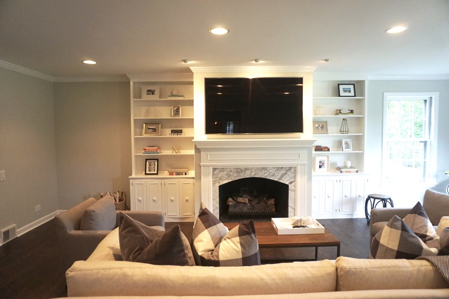Custom Fireplace Installation Remodeling 1a