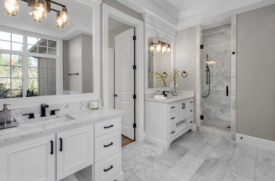 Luxury Bathroom Remodel 1a